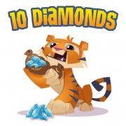Diamonds 10-180x180