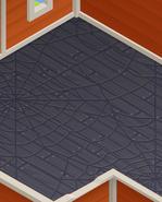 Ol-Barn Spiderweb-Floor