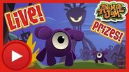 Special Make A Wish Live Stream! Animal Jam and Play Wild