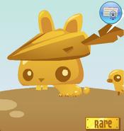 My-Pets Rare-Pet-Golden-Bunny