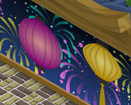 Liza Garden Planet Walls