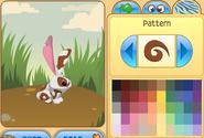 Bunny Default-Pattern-Color