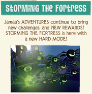 Jamaa-Journal Storming the Fortress hard
