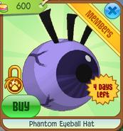 Phantom-eyeball-hat