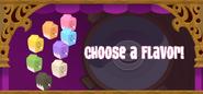 Cotton-Candy-Machine Choose-Flavor