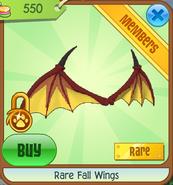 Rare-fall-wings