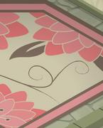 Sky-Kingdom Flower-Carpet