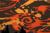 Pecks-Den Lava-Floor