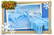 Snow Fort Den Daily Explorer