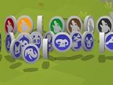 Animal Coin Collection