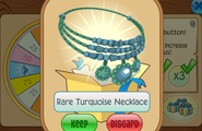 Daily-Spin-Gift Rare-Turquoise-Necklace