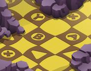Sol-Arcade-Den Yellow-Diner-Tiles
