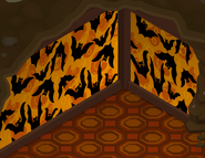 Enchanted-Hollow Bat-Wallpaper