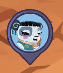 Forgotten Desert Liz blink