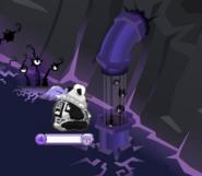 Proto Phantoms Going Through Pipe