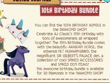10th Birthday Bundle