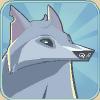 Arctic-Wolf Icon