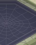 Sky-Kingdom Spiderweb-Floor