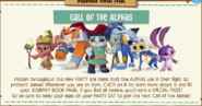 Call of the alphas jamaa journal