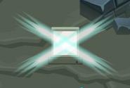 The Mystery Below mirror x glitch
