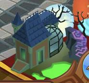 Haunted Mansion, Diamond Shop