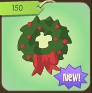 Wreath necklace 150
