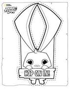 Print-and-Play Bunny Hop-On-In