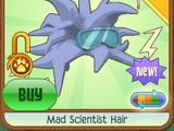 Mad Scientist Hair