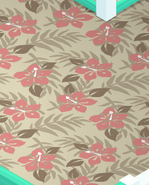 Beach-House Flower-Carpet