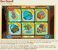 Daily-Explorer-Blog Den-Depot