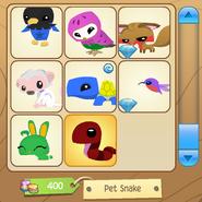 Choose-a-Pet Glitch Missing-Pets
