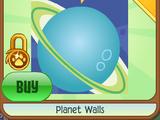 Planet Walls