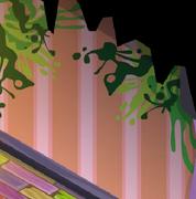 Pecks Den Pink Forest Walls