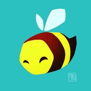 Taylor Maw Pet Honeybee Concept Art