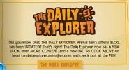 Jamaa-Journal Vol-118 The-Daily-Explorer