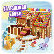 Jamaaliday House Official Artwork - The Daily Explorer