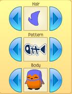 Pet penguin patterns 3