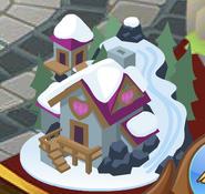Friendship Cottage diamond shop model