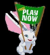 Bunny Art Play-Now