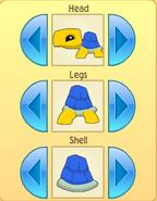 Pet turtle patterns 1