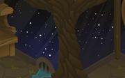 Cosmos-Den Starry-Walls