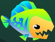Eat 'Em Up Fish Level 6 Appearance