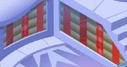 Igloo-Estate Dust-Striped-Walls
