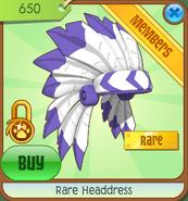 Shop Rare-Headdress