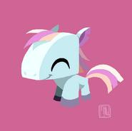 Taylor Maw Pet Pony Concept Art