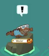 Walder-Tiki trouble