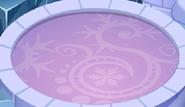Igloo-Estate Pink-Swirls