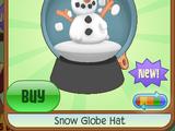 Snow Globe Hat