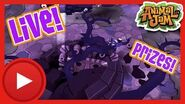 Phantom Dimension Live Stream! Animal Jam Play Wild