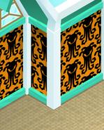 Beach-House Bat-Wallpaper